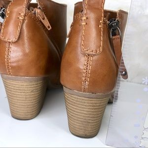 Faded Glory Shoes - FADED GLORY | Tan ankle boots